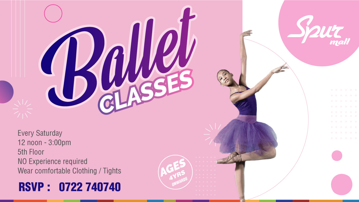 Ballet classes , Verona Hotel & Conference Center Kenya