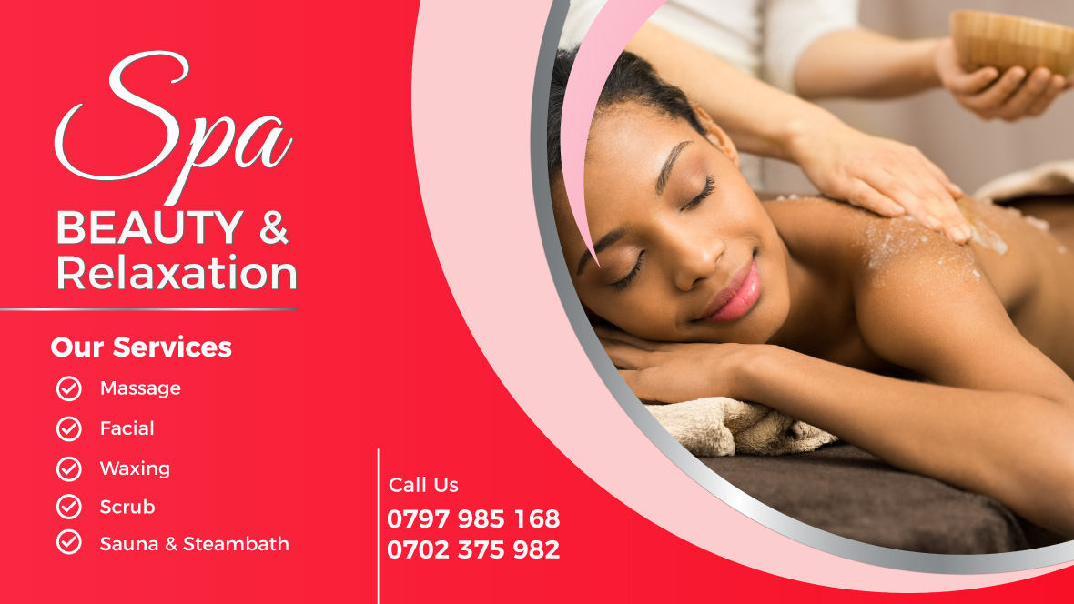 Spa And Massage parlour , Verona Hotel & Conference Center Kenya