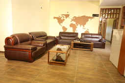 Hotel waiting area,  Verona Hotel & Conference Center Kenya