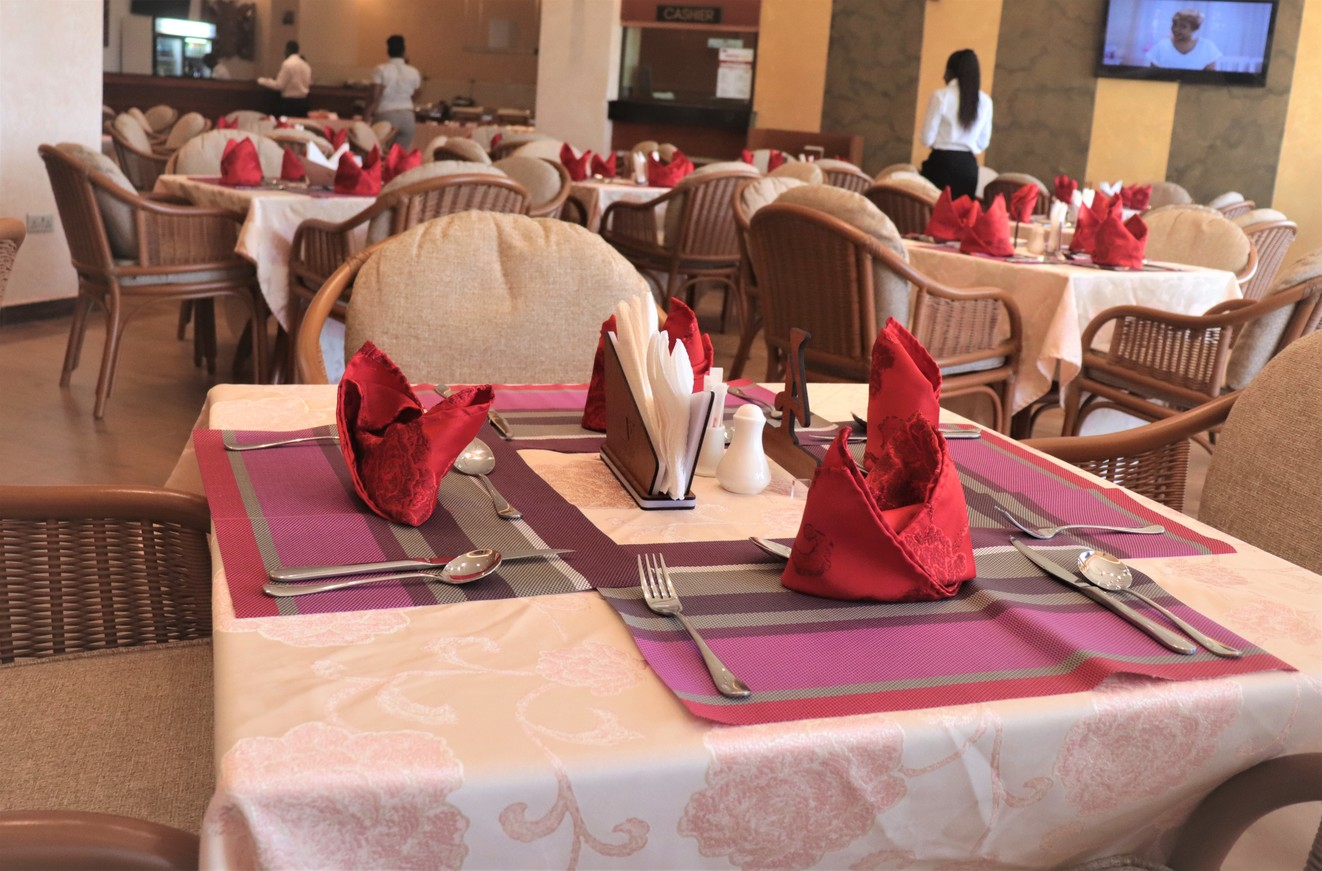Restaurant , Verona Hotel & Conference Center Kenya