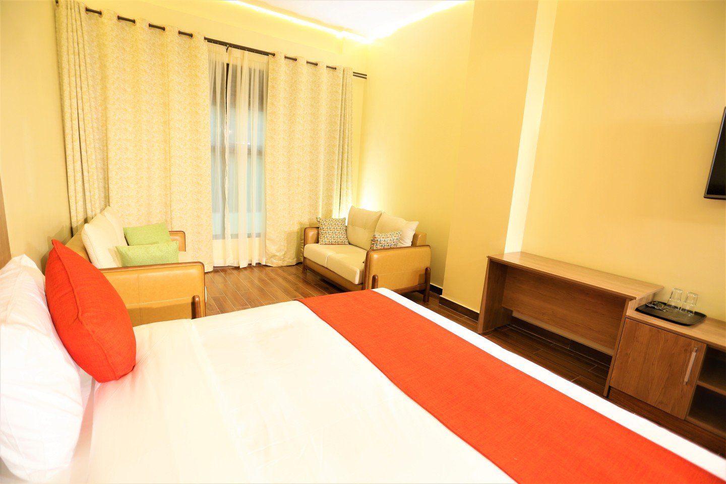Deluxe Hotel Room , Verona Hotel & Conference Center Kenya
